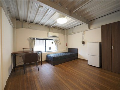 guesthouse sharehouse プレミア大島 room201