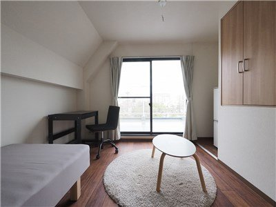 guesthouse sharehouse プレミア大島 room501