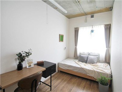 guesthouse sharehouse GARDEN TERRACE 세이부 야기사와 room107A