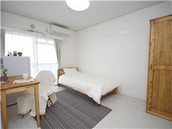 guesthouse sharehouse 그랑 타치카와 building15