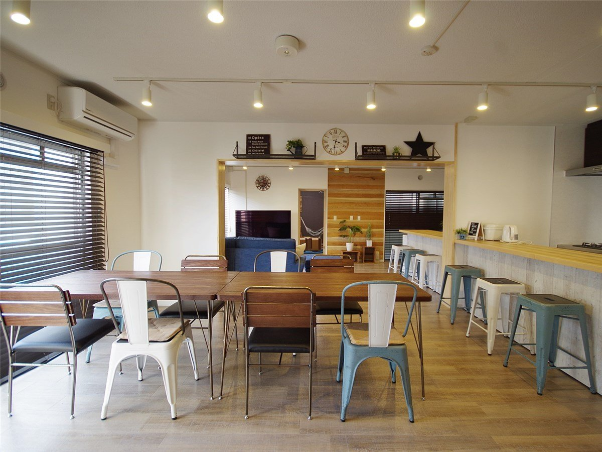 guesthouse sharehouse GRAN立川 room1-205