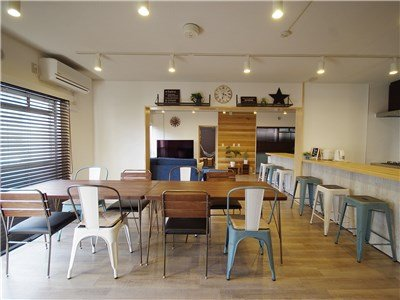 guesthouse sharehouse 그랑 타치카와 building1