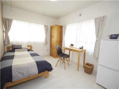 guesthouse sharehouse 그랑 타치카와 room1-202