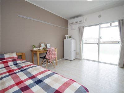 guesthouse sharehouse 그랑 타치카와 room2-201