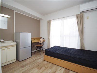 guesthouse sharehouse フローラ横浜星川 room207
