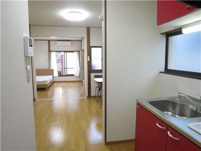 guesthouse sharehouse 京成小岩アパート room202