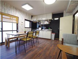 guesthouse sharehouse OAKHOUSE京都河原町 building13