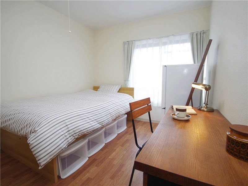 guesthouse sharehouse オークハウス京都河原町 room411