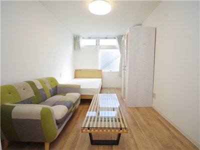 guesthouse sharehouse GRAN學藝大學 room201