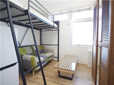 guesthouse sharehouse GRAN學藝大學 room316