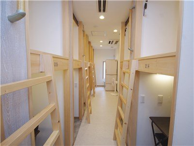 guesthouse sharehouse COCON蕨 building18
