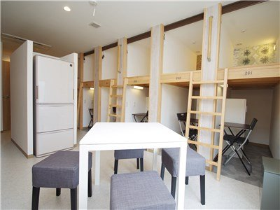 guesthouse sharehouse COCON蕨 building3
