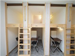 guesthouse sharehouse COCON蕨 building4