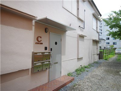 guesthouse sharehouse COCON蕨 building6