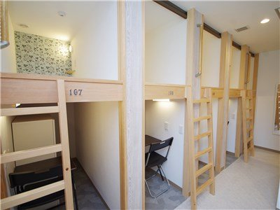 guesthouse sharehouse COCON蕨 room107