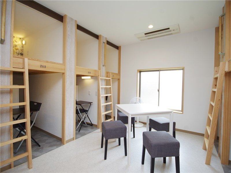 guesthouse sharehouse COCON蕨 room204