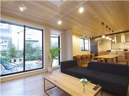 guesthouse sharehouse Social Residence 카미키타자와 building10