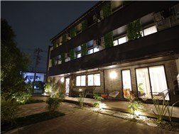 guesthouse sharehouse Social Residence 카미키타자와 building30