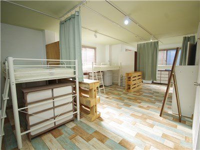 guesthouse sharehouse FLORA用賀 building21