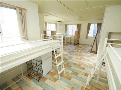 guesthouse sharehouse FLORA用賀 building23