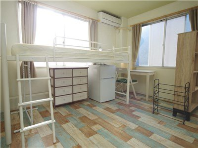 guesthouse sharehouse FLORA用賀 building25