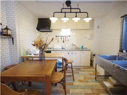 guesthouse sharehouse FLORA用賀 building8