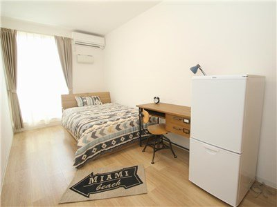 guesthouse sharehouse 미야마에다이라 테라스 room207