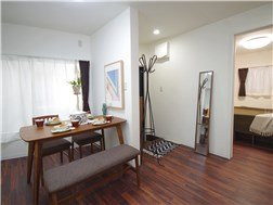 guesthouse sharehouse OAK APARTMENT NISHI NIPPORI building5