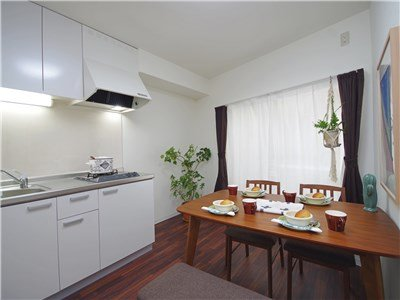 guesthouse sharehouse OAK APARTMENT NISHI NIPPORI building6