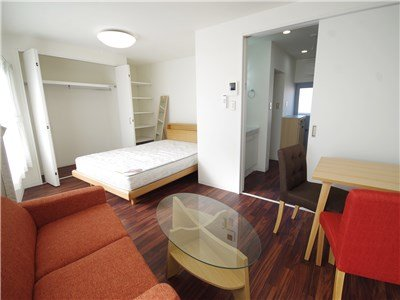 guesthouse sharehouse OAK APARTMENT NISHI NIPPORI room302