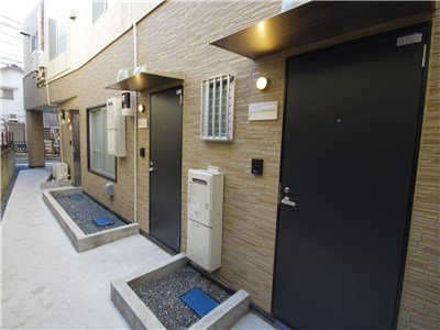 guesthouse sharehouse OAK APARTMENT NISHI NIPPORI building9