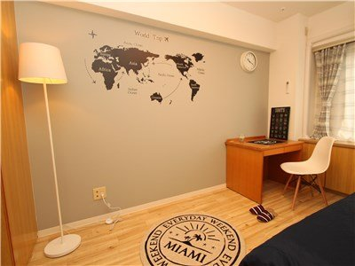 guesthouse sharehouse Social Residence 나리타(야치요) room440