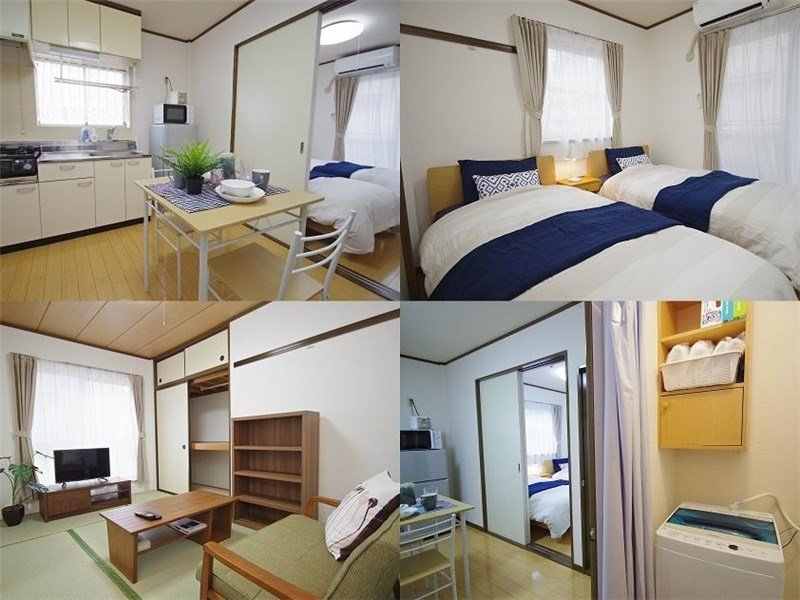 guesthouse sharehouse メゾンエレガンス room201