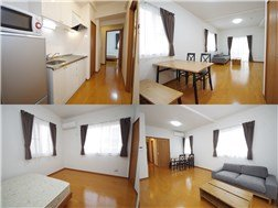 guesthouse sharehouse 오크아파트먼트 에다 building41