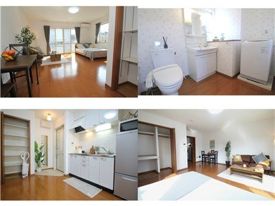 guesthouse sharehouse OAK公寓 江田 room201