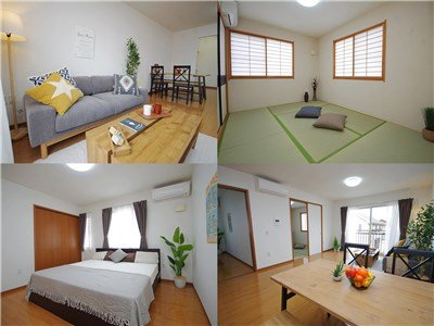 guesthouse sharehouse OAK APARTMENT EDA room208