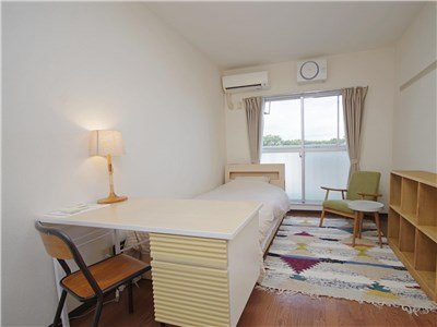 guesthouse sharehouse SOCIAL RESIDENCE AOBADAI room207