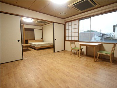 guesthouse sharehouse SOCIAL RESIDENCE AOBADAI room324