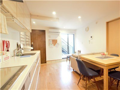 guesthouse sharehouse 오크 테라스 산겐자야 building22