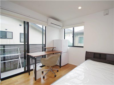 guesthouse sharehouse OAK TERRACE SANGENJAYA roomD-206
