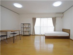 guesthouse sharehouse HAKUSAN HOUSE building10