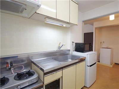 Room306 Kitchen