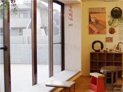 guesthouse sharehouse GRAN MITAKADAI building16