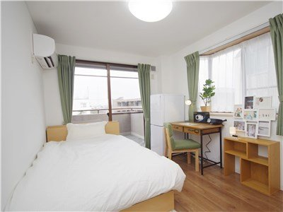 guesthouse sharehouse 그랑 미타카다이 room205