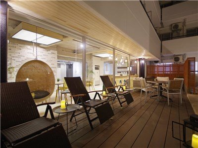 guesthouse sharehouse Social Residence 훗사 building18