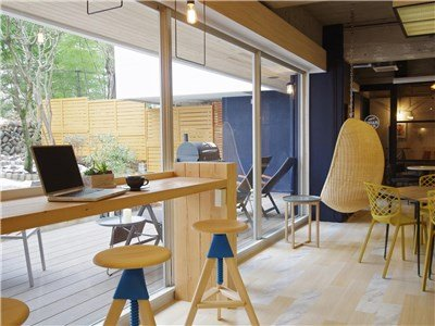 guesthouse sharehouse Social Residence 훗사 building20