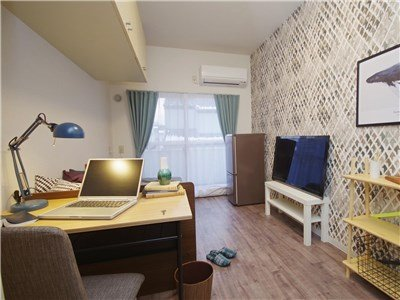 guesthouse sharehouse Social Residence 훗사 building26