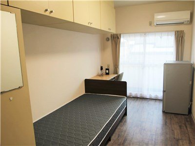 guesthouse sharehouse Social Residence 훗사 room201