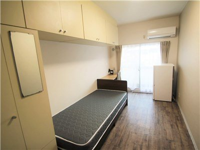 guesthouse sharehouse Social Residence 훗사 room205