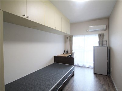 guesthouse sharehouse SOCIAL RESIDENCE FUSSA room211